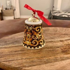 Authentic Versace Ornament Bell